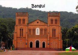1 AK Zentralafrikanische Republik Central African Republic * Kathedrale In Bangui - Hauptstadt Des Landes * - Centrafricaine (République)