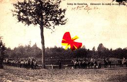 Camp De BEVERLOO - Abreuvoir Du Camp De Cavalerie - Superbe Carte Circulée. - Leopoldsburg (Kamp Van Beverloo)