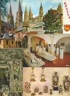 Cp , 14 , BAYEUX , CALVADOS ,  LOT DE 5 CARTES POSTALES - Cartes Postales