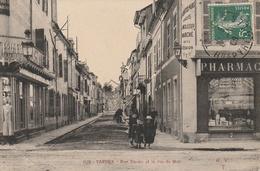 Rue Desaix Et Le Pic Du Midi - Tarbes