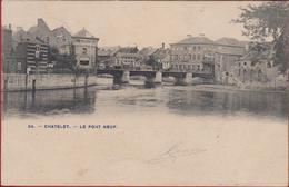 Chatelet Le Pont Neuf (En Bon Etat) - Châtelet