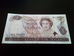 New Zealand 1 Dollar 1981 - 1985 - Nouvelle-Zélande
