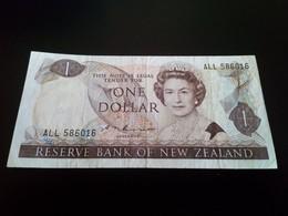 New Zealand 1 Dollar 1981 - 1985 - New Zealand