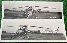 Photo Centre D' Essai En Vol Bretigny-sur-Orge Hélicoptère SE 3120 - Aviation
