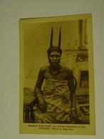 GHANA-MISSIONS AFRICAINES 150 COURS GAMBETTA LYON-COTE D'OR FEMME DE CAPE COAST - Ghana - Gold Coast