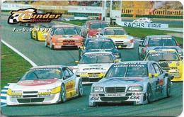Finland (HPY) - Thunder Helsinki ITC Calendar '96 - 05.1997, 30Mk, E52 - 5.100ex, Used - Finland