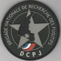 Écusson Police BNRF DCPJ - Police & Gendarmerie