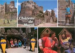 CPSM Château De Murol                                L2769 - France