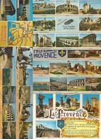 Cp , PROVENCE,  LOT DE 5 CARTES POSTALES - Cartes Postales