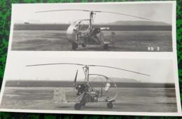 Photo Centre D' Essai En Vol Bretigny-sur-Orge Hélicoptère RD 2 - Aviation
