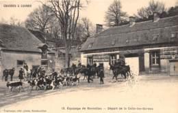 78 - Yvelines / 10157 - La Celle Les Bordes - équipage De Bonnelles - - Francia