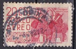 Messico, 1950/52 - 20c Chiapas, Musicians - Nr.C188 Usato° - Messico