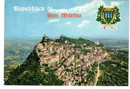 REPUBBLICA DI SAN MARINO - VEDUTA AEREA (RSM) - San Marino