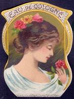 PRINT From J. STERN BERLIN - EAU  De  COLOGNE - Cc 1910/15 - Etiquetas