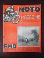 Moto Magazine N° 5 Circuit De Mettet - ... - Auto/Moto
