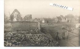 PHOTO VIMY AVEC 3 SOLDATS   PLACE DETRUITE  13X9CM - France