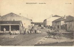 REHAINCOURT (88)  GRANDE RUE - Non Classés