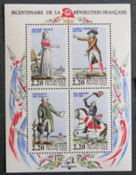 FRANCE - 1989 - YT BF10** - Bicentenaire De La Révolution Française - Unused Stamps