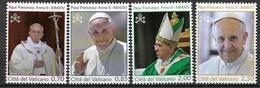 2014 Vatikan Mi. 1795-8 **MNH - Vaticano