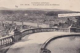 NICE - Dépt 06 - Vue Générale Prise Du Château - 1910 - Nizza