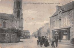 35-SAINT OUEN DES ALLEUX-N°1075-B/0131 - France