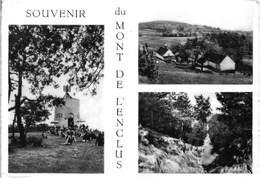 Souvenir Du MONT De L'ENCLUS - Oblitération De 1952 - Edit. : G. Depoortere-Provost - Kluisbergen
