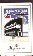Télécarte Japon * ANGLETERRE * ENGLAND * MODE ANGLAISE *  AQUASCUTUM Of LONDON (399) GREAT BRITAIN * Phonecard Japan - Fashion