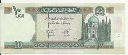 AFGHANISTAN 10 AFGHANIS ND2002 UNC P 67 A - Afghanistan