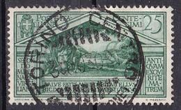 Regno D'Italia, 1930 - 25c Bimillenario Della Morte Di Virgilio, Ben Centrato - Nr.284 Usato° - Usati