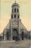 Honfleur Eglise St Leonard - Honfleur