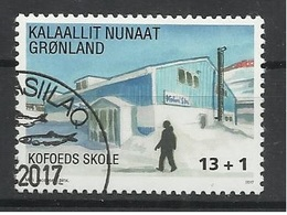 GROENLAND N° 737 Oblitéré Année 2017 - Used Stamps