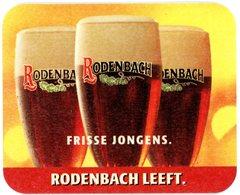 Belgium. Rodenbach Leeft. Frisse Jongens. België. Belgique. - Sous-bocks