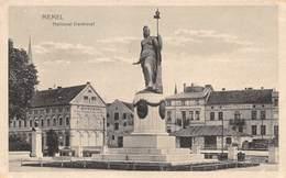 PIE-GIR-19-482 : MEMEL. KLAIPEDA. NATIONAL-DENKMAL - Lituanie