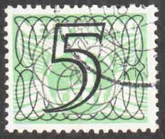 Netherlands - Scott #227 Used - Period 1891-1948 (Wilhelmina)