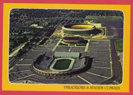 PHILADELPHIA -PHILADELPHIA'S STADIUM COMPLEX - ** 2 SCANS - Philadelphia