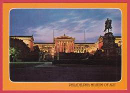 PHILADELPHIA -MUSEUM OF ART- ** 2 SCANS - Philadelphia