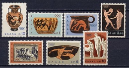 Olympische Spelen 1964 , Griekenkand - Zegels  Postfris - Summer 1964: Tokyo