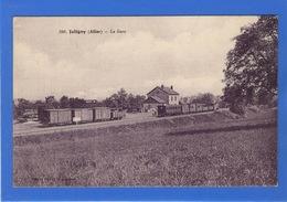 O3 ALLIER - JALIGNY La Gare - France