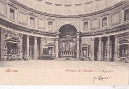 ROMA INTERNO DEL PANTHEON DI AGRIPPA  VG AUTENTICA 100% - Panthéon