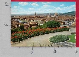 CARTOLINA VG ITALIA - FIRENZE - Una Veduta Panoramica - 10 X 15 - ANN. 1979 - Firenze