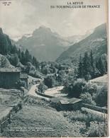 La Revue Du Touring Club Mars 1942 SIXT, Beaugency Vendôme, Le Maure De La Gardille Lozère, - 1900 - 1949