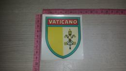 SCO-8253 DECALCOMANIA CITTA DEL VATICANO - Stickers