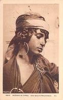 Afrique Algérie> Scènes & Types UNE BEAUTE MAURESQUE (femme Jeune Fille) ETAT = Voir Description(-LL  N°6614)* PRIX FIXE - Scènes & Types