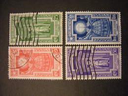 1933 - ANNO SANTO , Sass. N. 345/48, Usati, TTB,  OCCASIONE - 1900-44 Vittorio Emanuele III