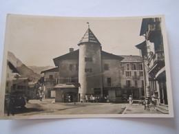 CARTE POSTALE MEGEVE PLACE DE LA MAIRIE - Megève