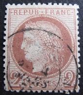 DF50478/270 - Ceres N°51 - CàD Du 4 MARS 1875 - 1871-1875 Ceres