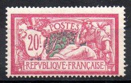FRANCE - YT N° 208 Signé + Certificat - Neuf ** - MNH - Cote: 550,00 € - France