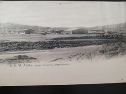 Deutsch Südwest Afrika, Lüderitzbucht, Angra Pequena, Kuis, 1905 - Ehemalige Dt. Kolonien