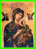 IMAGES RELIGIEUSES - NOTRE-DAME DE VLADIMIR, SPIRITUALITÉ ORTHODOXE - DIMENSION 19 X 26 Cm - ICONE - - Images Religieuses