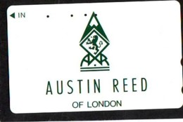 Télécarte Japon * ANGLETERRE * ENGLAND * MODE ANGLAISE * AUSTIN REED Of LONDON (416) GREAT BRITAIN * Phonecard Japan - Fashion